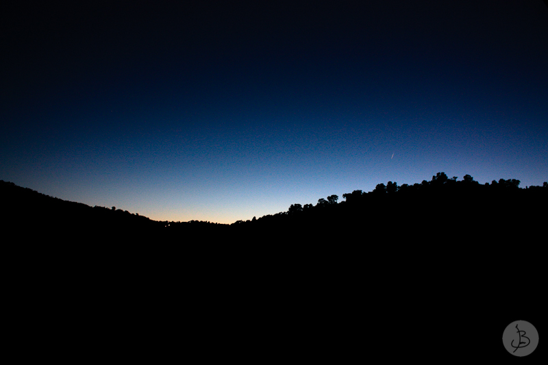 This is a photograph of the 'Sunsets of South of France' article!
